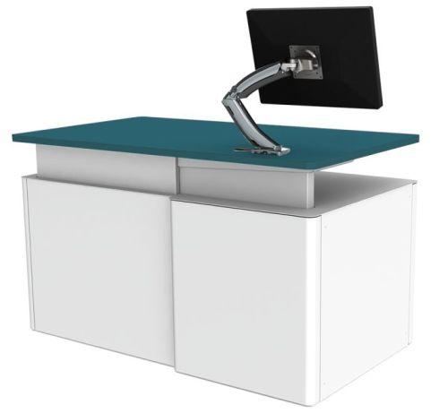 Sentio Mono Desk Front