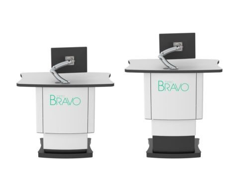 Favala Plus Fixed Height Lectern