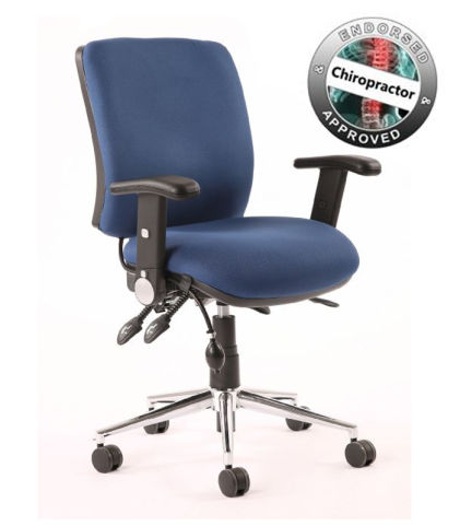 Chiro Chair Medium Back Approved By Chiropractor 28102019