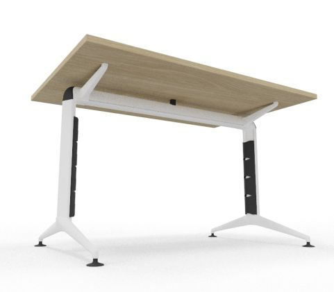 Travido 10 Table Undeside View