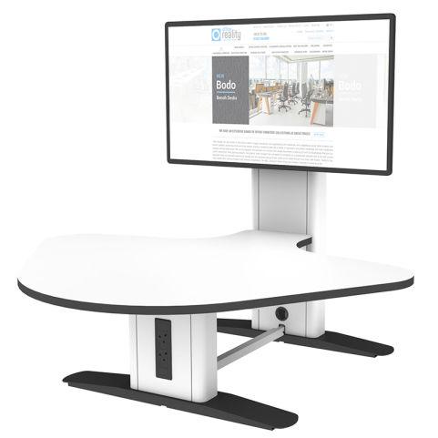 3 Seat Reverse Plectrum Collaborative Multimedia Coffee Table