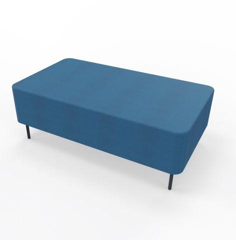 Twin Seater Blazer Fabric Blue Fabric