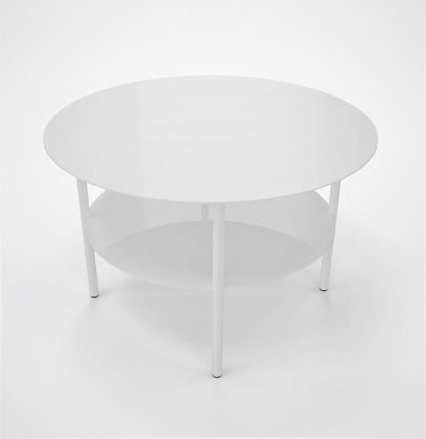 Zelie White Coffee Table