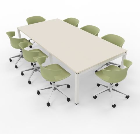 8 Person Table Unit