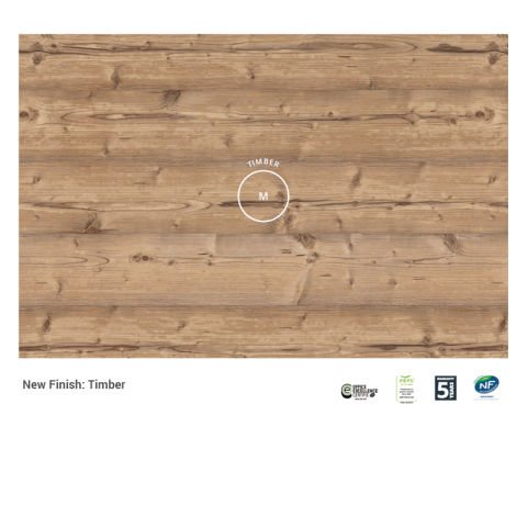 New Finish Timber Swatch