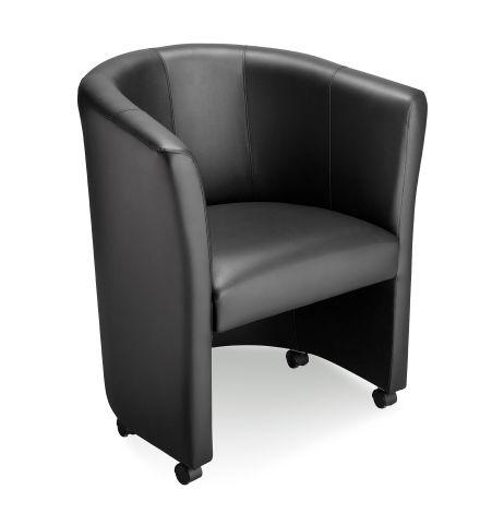 Club Tub Roll Chair Tub Chair