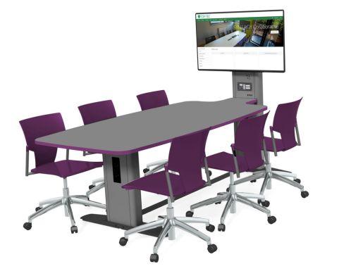 Synergy Multimedia Table With AV Screen