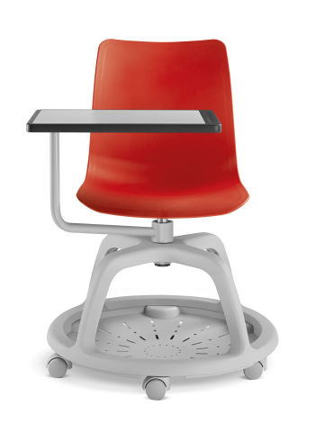 Campus Chair Red Office Reality