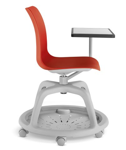 Campus Chair Red