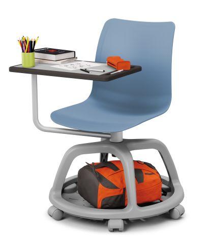 Campus Chair Light Blue