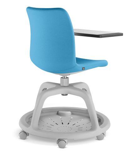 Campus Chair Light Blue 3