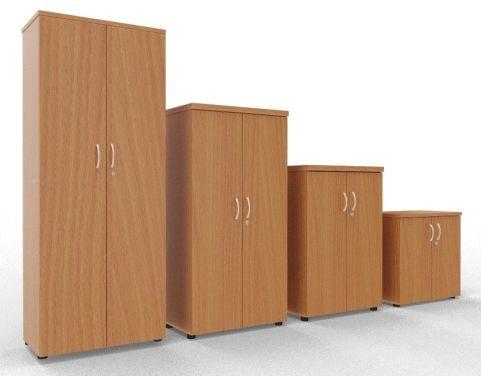 Draycott Wooden Cupboards