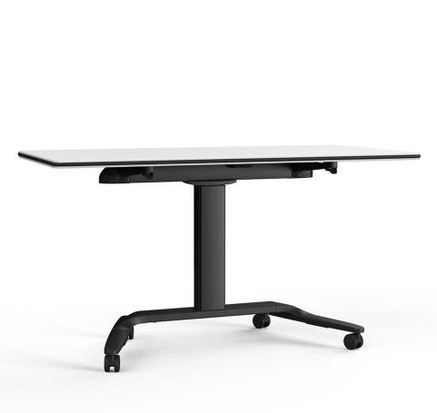 Talent Flip Top Height Adjustable Folding Table C