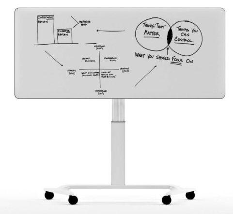 Talent Flip Top Table Height Adjustable F