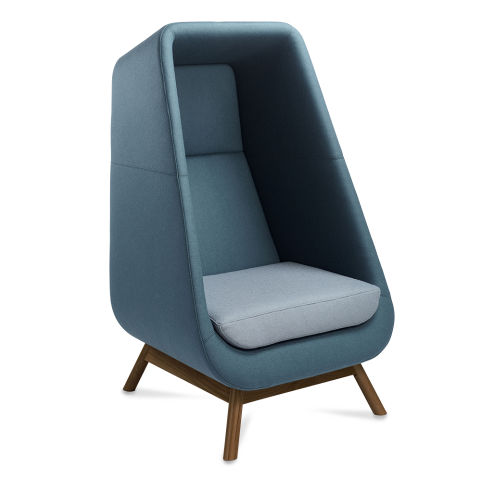 Muse Chair Acoustic Seating D