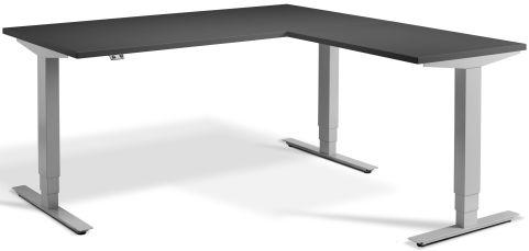 Silver Advance Corner Graphite