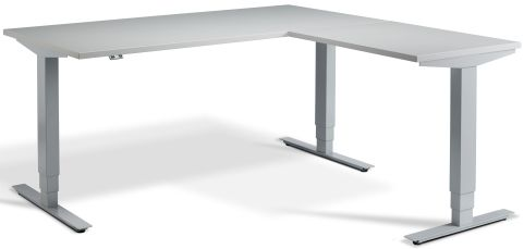 Silver Advance Corner Grey