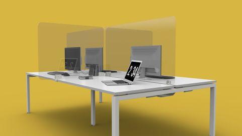 Future Protection Desk Screen