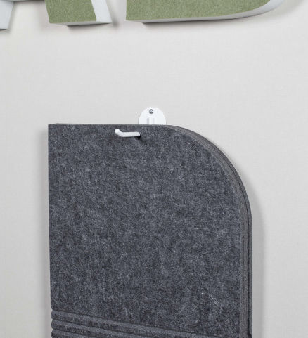 Fold It Desk Screens Hanging