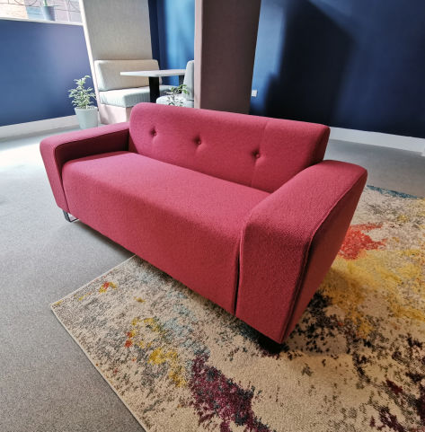 Ralph Sofa 2 Seater Office Reality