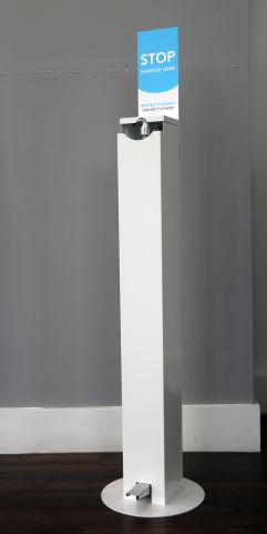 92 1480 - 1L Hands-Free Sanitising Station (1)