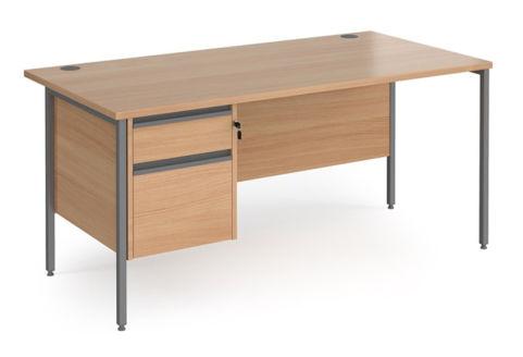 Maestro Single Pedestal Desk
