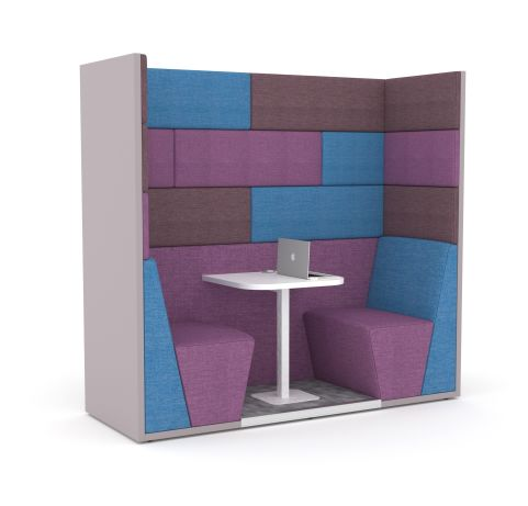 Session 2 Person Acoustic Pod No Roof