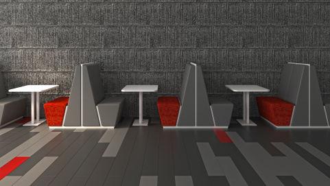 Mast Modular Seating