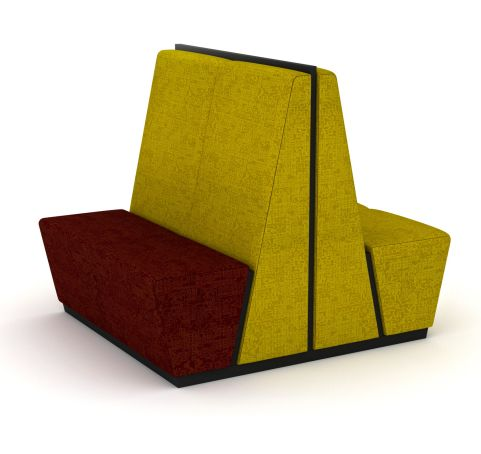 Mast Sofa Back To Back 1230mm High X 1453mm Deep X 1200mm Wide