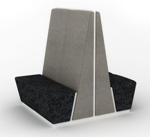 Mast Sofa Back To Back 1430mm High X 1200mm Wide X 1453mm Deep