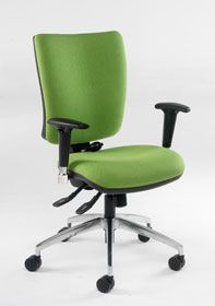 Galaxy Steel Executive Chair