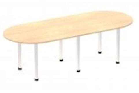SOLAR BOARDROOM TABLE MAPLE