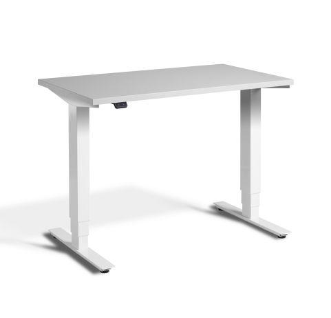 White Mini - Grey Top