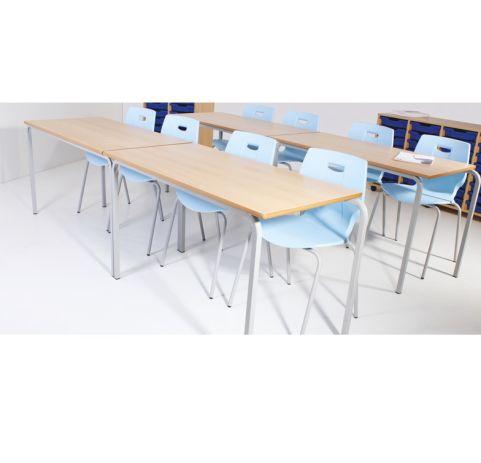 Crush Bent Classroom Tables