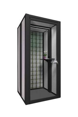Mod Edge Phonebooth Black Trim
