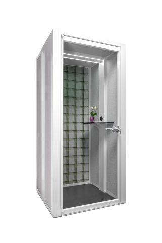 Mod Edge Phonebooth White Trim