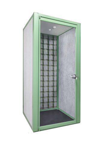Mod Edge Jimmy Phonebooth Green Trim