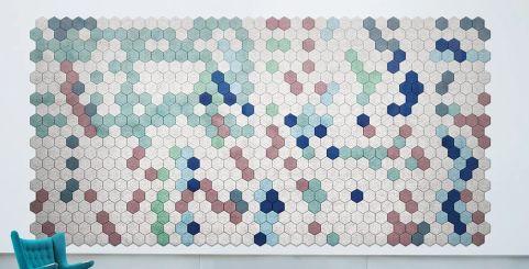Haven Hexagonal Wall Tiles