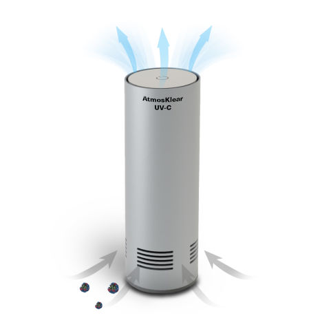 AtmosKlear Air Sterilizer 3