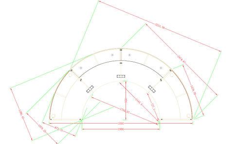 FHR LHR Dimensions