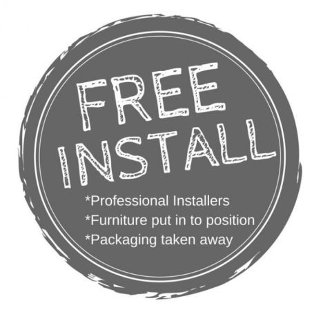 Free Delivery And Installtion - Office REALITY