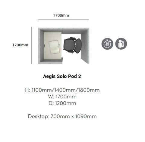 Aegis Solo Pod 2 Dimensions Updated