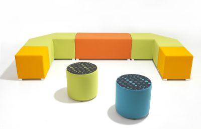 Block Sofas