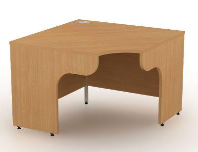Symmetrical Corner Desk