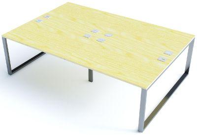 4 Person Rectangular Desks 2
