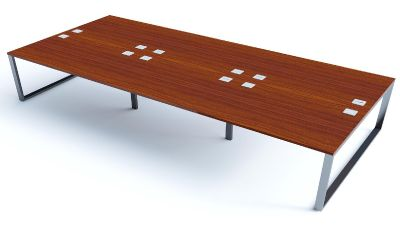 6 Person Bench System 2