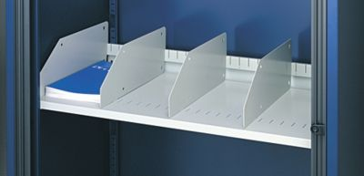 Fitments Slotted Shelf