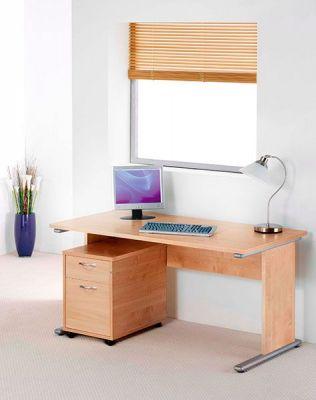 Rect Desk Situ