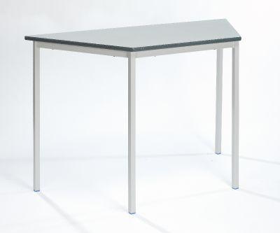 Fully Wedled Trapezoidal Table