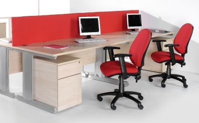 Desk Top Straight Screen